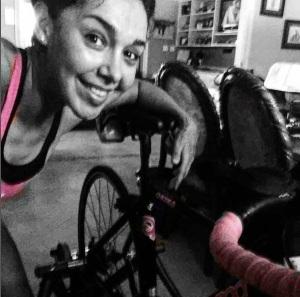 cris and bike
