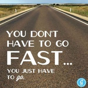 run fast quote