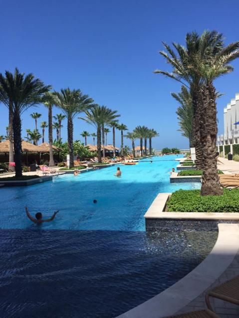 saphire pool