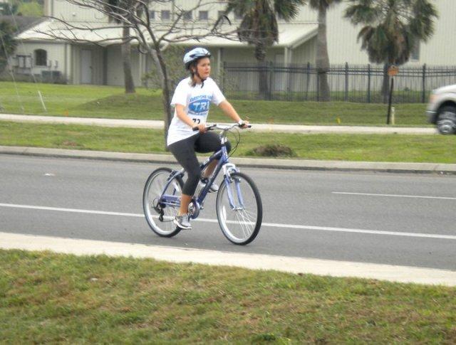 first tri bike 2