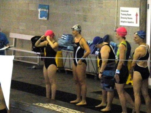 first tri pre swim