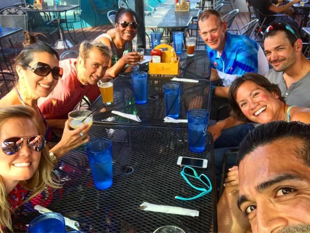 BSR Boulder drinks